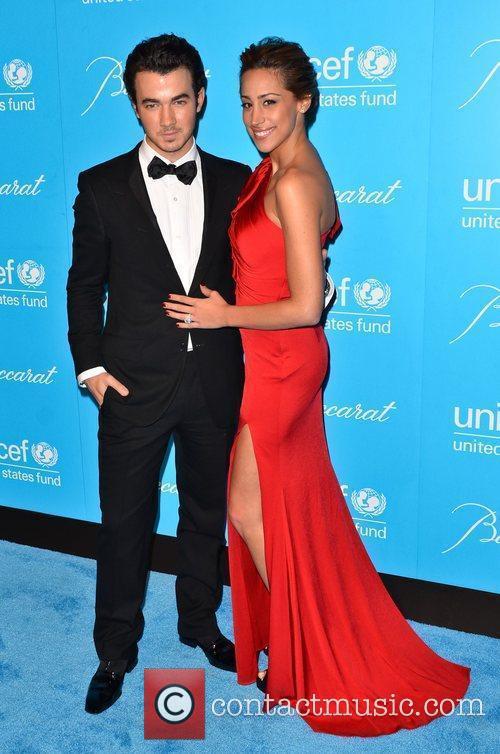 Kevin Jonas and Danielle Deleasa 8