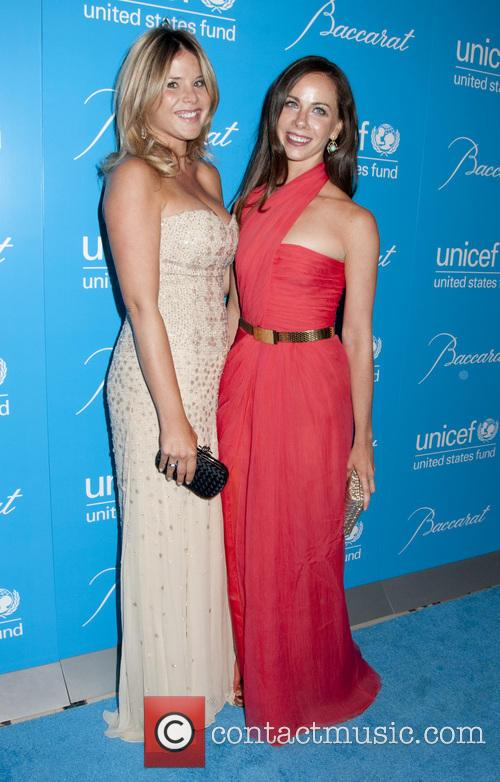 8th annual unicef snowflake ball at cipriani 20010429
