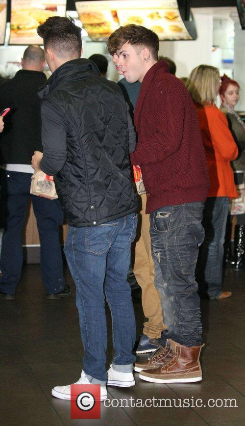 Jamie Hamblett, Jaymi Hensley and The X Factor 10