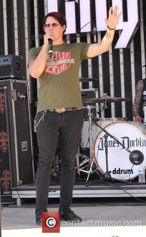 James Durbin Bands and artists perform live on...