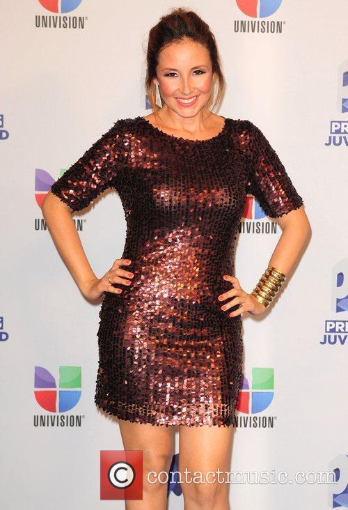 America Sierra Univision's Premios Juventud Awards at Bank...