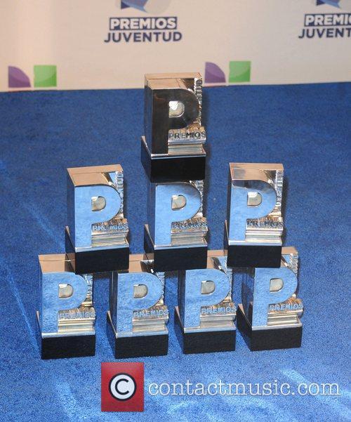 Univision's Premios Juventud Awards at Bank United Center...
