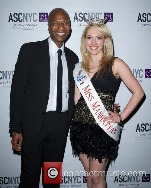 2012 Unmasked AIDS Gala at Bryant Park Grill