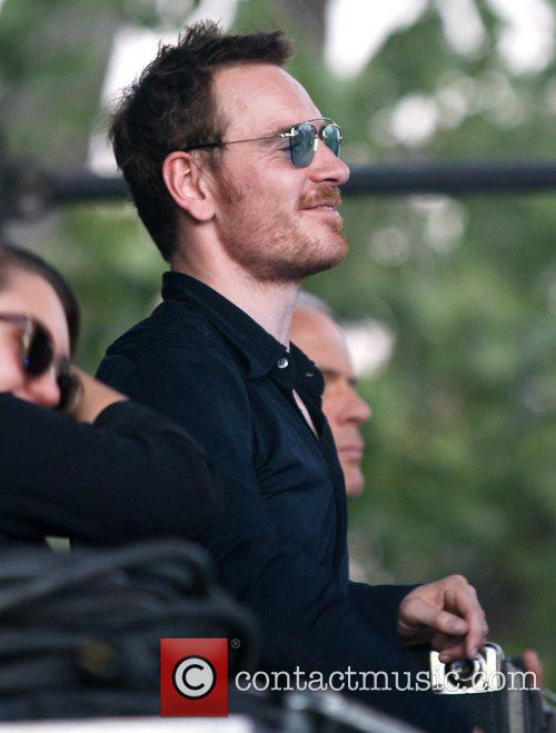 Michael Fassbender and Fun Fun Fun Fest 1