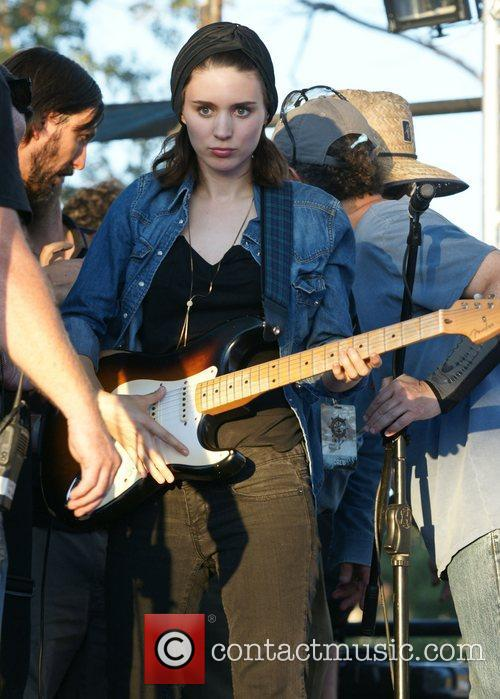 Rooney Mara and Fun Fun Fun Fest 4
