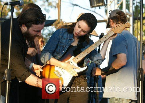 Rooney Mara and Fun Fun Fun Fest 5