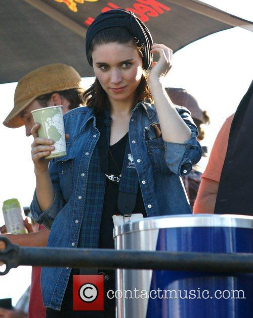 Rooney Mara and Fun Fun Fun Fest 1