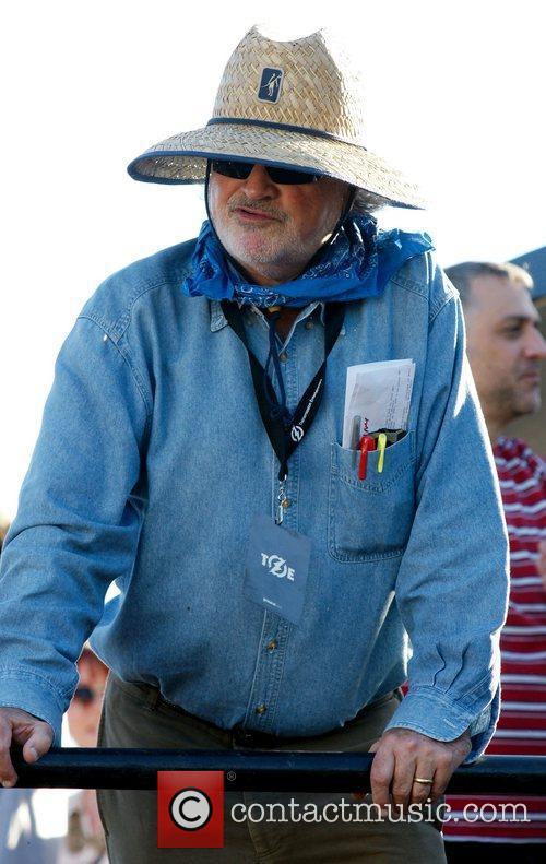Terence Malick At Fun Fun Fun Festival