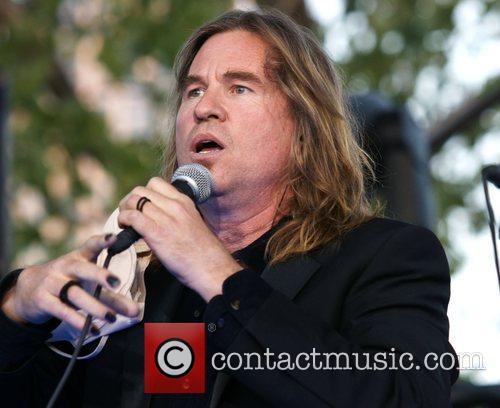 Val Kilmer and Fun Fun Fun Fest 1