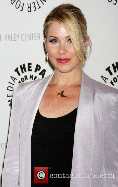 Christina Applegate  at the 'Up All Night'...
