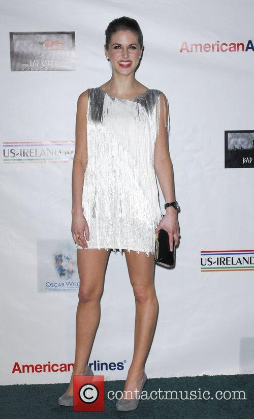 Amy Huberman and Academy Awards 2