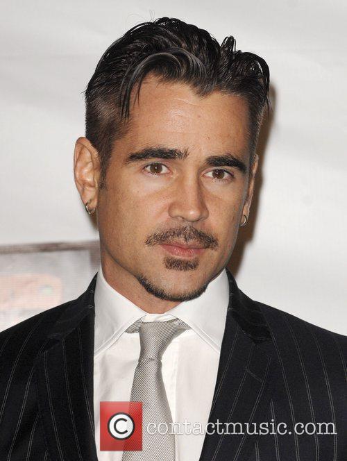 Colin Farrell and Academy Awards 2