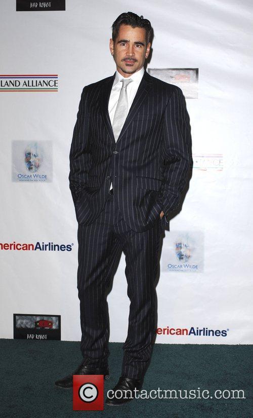 Colin Farrell and Academy Awards 4