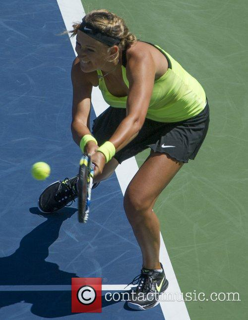 Victoria Azarenka US Open 2012 Women's Match -...