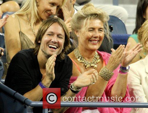 Keith Urban, Andy Roddick and Nicole Kidman 2