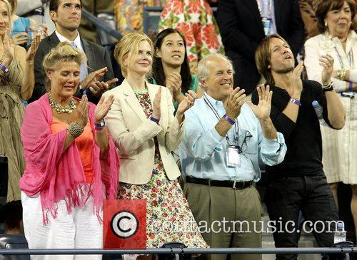 KEITH URBAN, Andy Roddick and Nicole Kidman 5