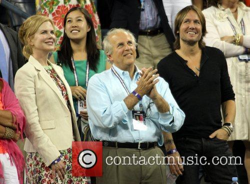 Keith Urban, Andy Roddick and Nicole Kidman 6
