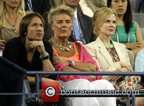 Keith Urban, Andy Roddick and Nicole Kidman 9