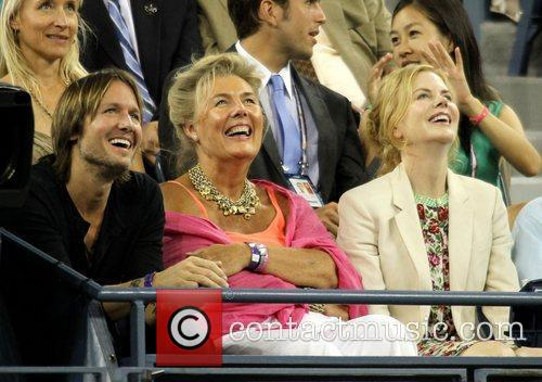 KEITH URBAN, Andy Roddick and Nicole Kidman 1