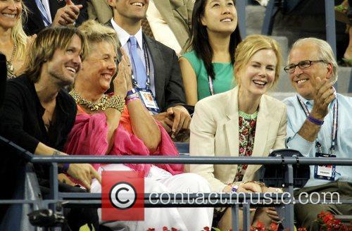 KEITH URBAN, Andy Roddick, Nicole Kidman