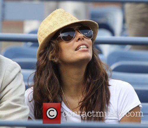US Open 2012 - Celebrity Sighting - USTA...