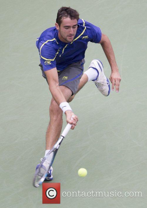 Marin Cilic US Open 2012 Men's Match -...