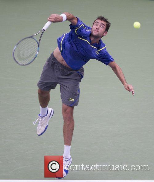 US Open 2012 Men's Match - Marin Cilic...