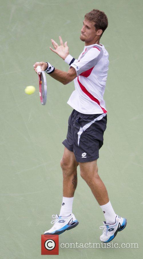 Martin Klizan US Open 2012 Men's Match -...