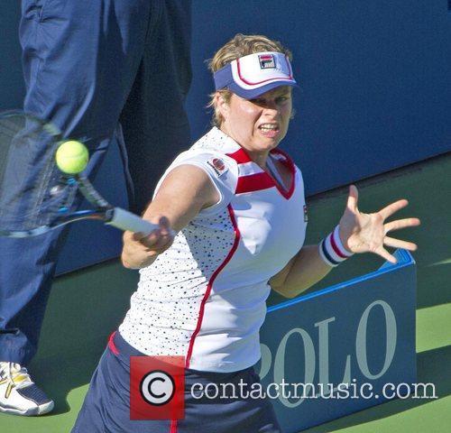 Kim Clijsters US Open 2012 Women's Match- Kim...