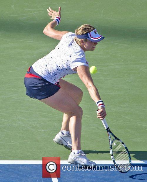 US Open 2012 Women's Match- Kim Clijsters vs...
