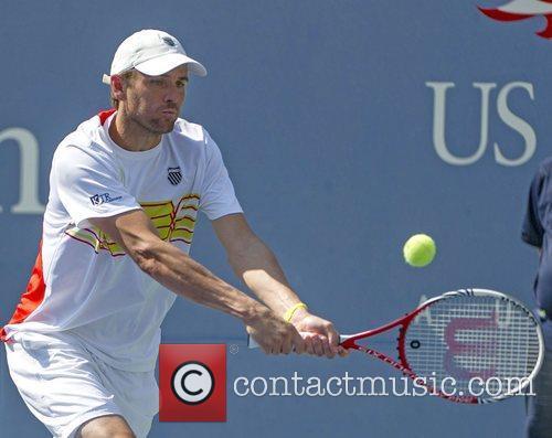US Open 2012 Men's Match - Mardy Fish...