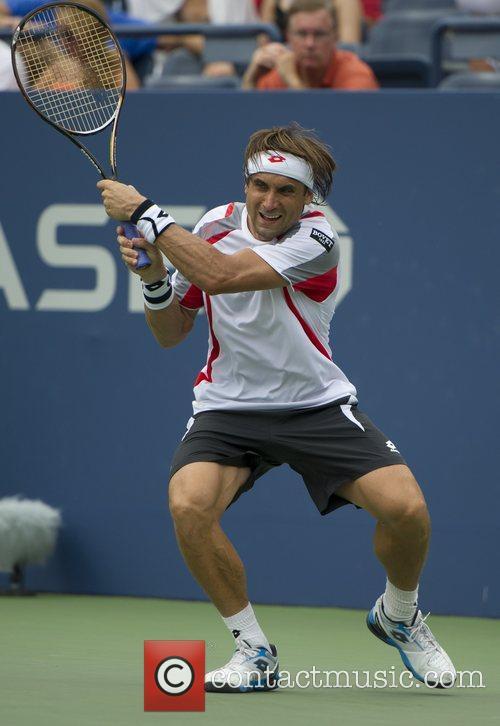 US Open 2012 Men's Match - Lleyton Hewitt...