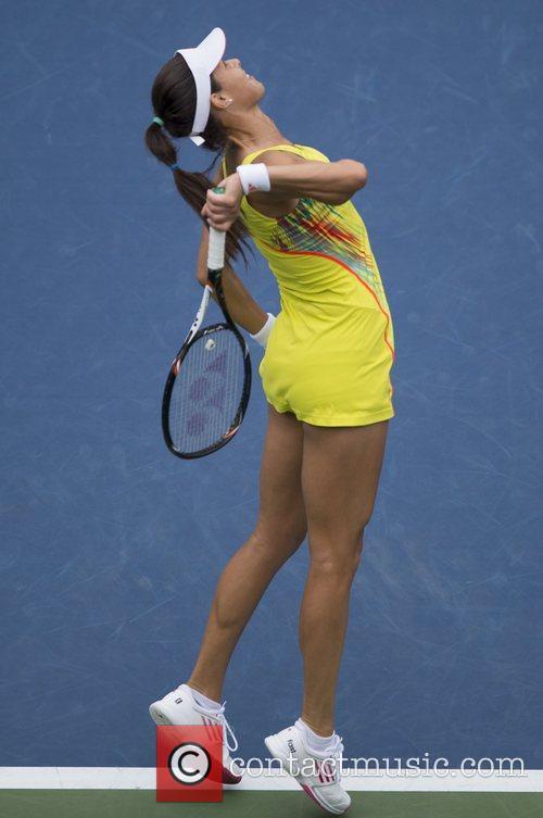 Ana Ivanovic US Open 2012 Women's Match -...