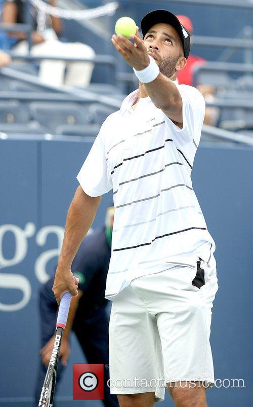 US Open 2012 Men's Match James Blake (USA)...