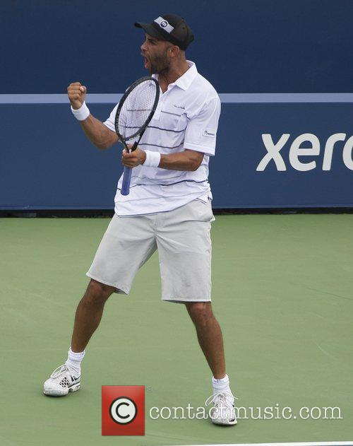 James Blake  US Open 2012 Men's Match...