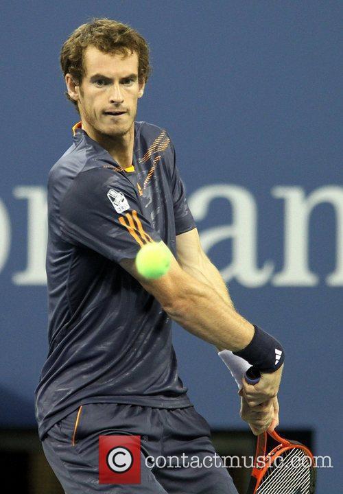 US Open 2012 Men's Match - Andy Murray...