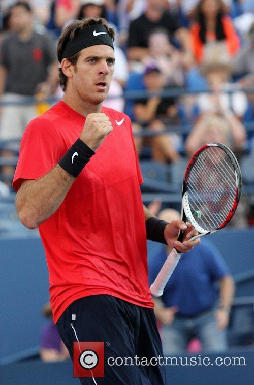 Juan Martin Del Potro US Open 2012 Men's...