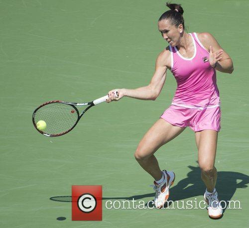 Jelena Jankovic US Open 2012 Women's Match -...