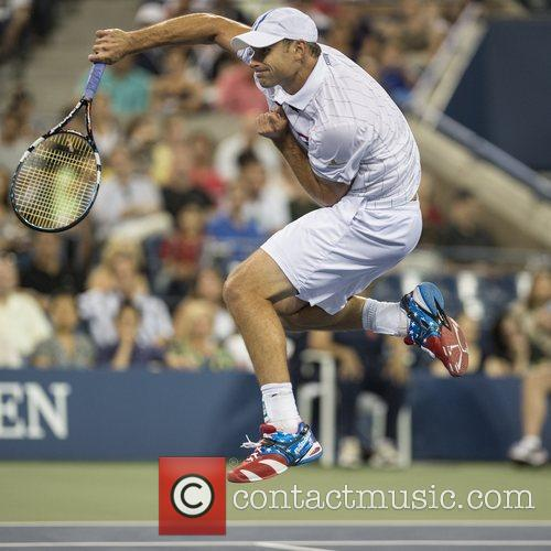 US Open 2012 Men's Match - Andy Roddick...
