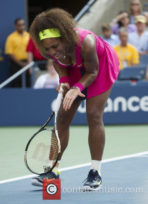 US Open 2012 Men's Match - Maria-Jose Martinez...