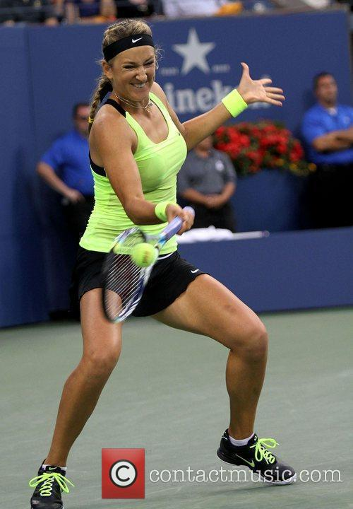 The Women's Final at the 2012 U.S. Open,...