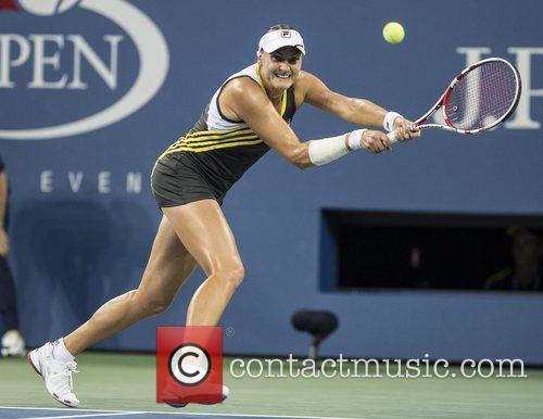 US Open 2012 Women's Match - Nadia Petrova...