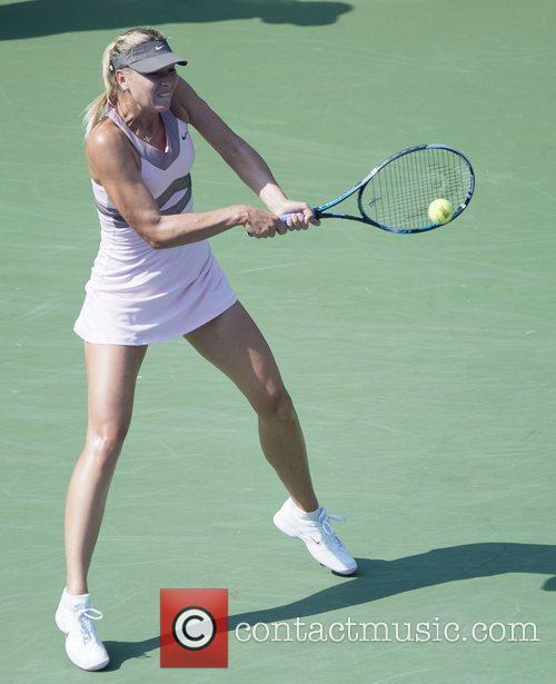 U.S. Open 2012 Women's Match - Maria Sharapova...