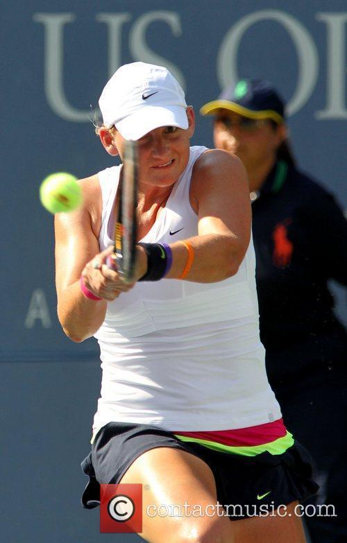 US Open 2012 Women's Match - Maria Sharapova...