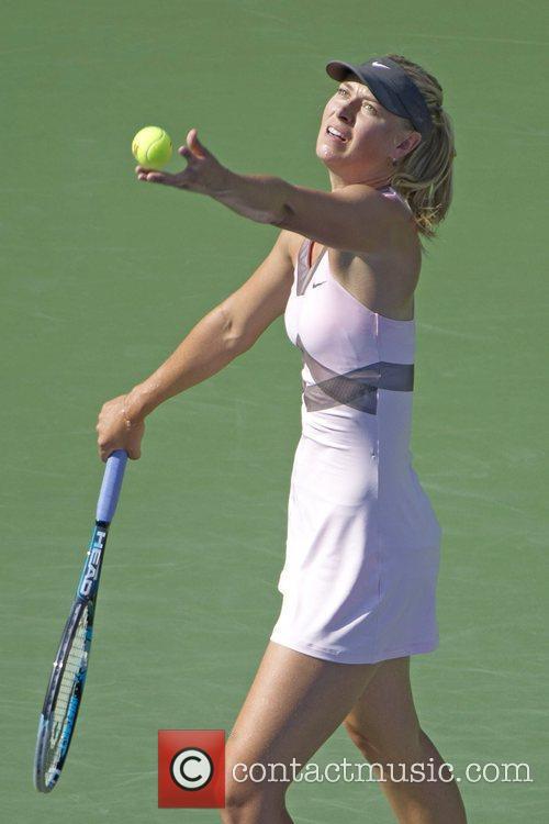 Maria Sharapova US Open 2012 Women's Match -...