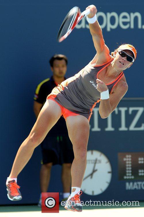 US Open 2012 Women's Match - Samantha Stosur...