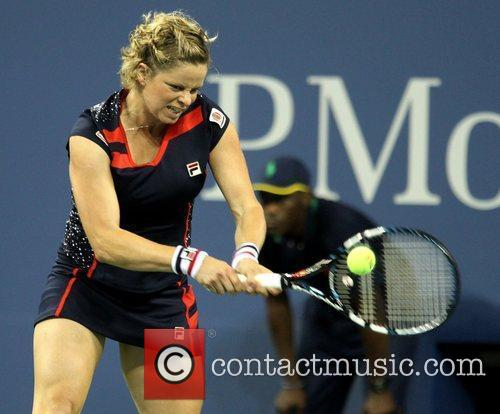 Kim Clijsters  US Open 2012 Women's Match...
