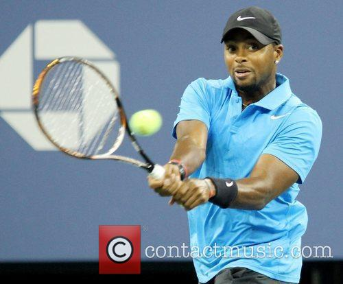 Donald Young US Open 2012 Men's Match -...
