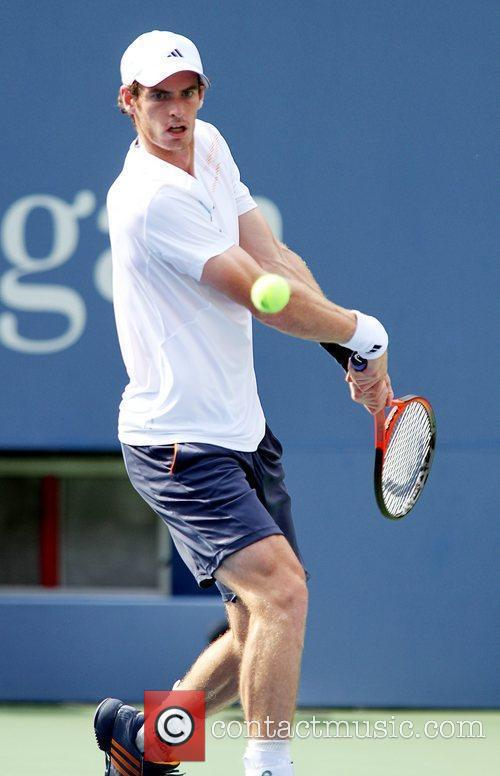 US Open 2012 Men's Match - Andy Murray...