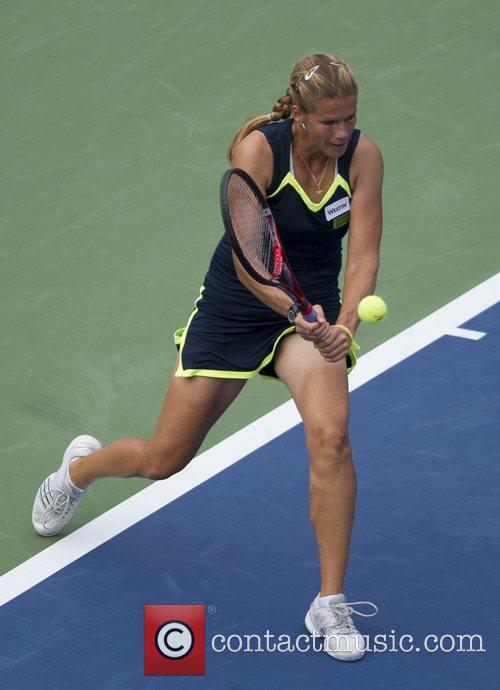 Melinda Czink US Open 2012 Women's Match -...